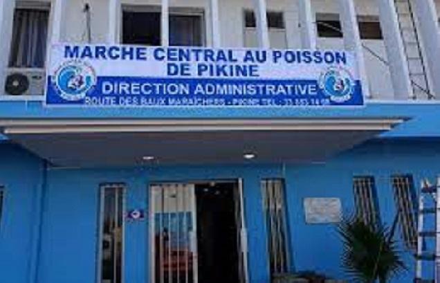 Marché Central au poisson: Les mareyeurs réclament le résultat des audits