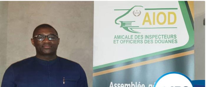 AG ordinaire de l'Amicale des inspecteurs et officiers des Douanes: L'inspecteur principal Ousmane Kane, élu président