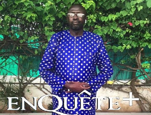 Les ambitions de Cheikh Sadibou Bâ, candidat à la Mairie: Cet handicapé visuel qui veut révolutionner Médina Sabakh