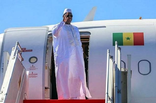 En mode rodage pour son nouvel avion : Après l'Ethiope Macky s'apprête encore à décoller…