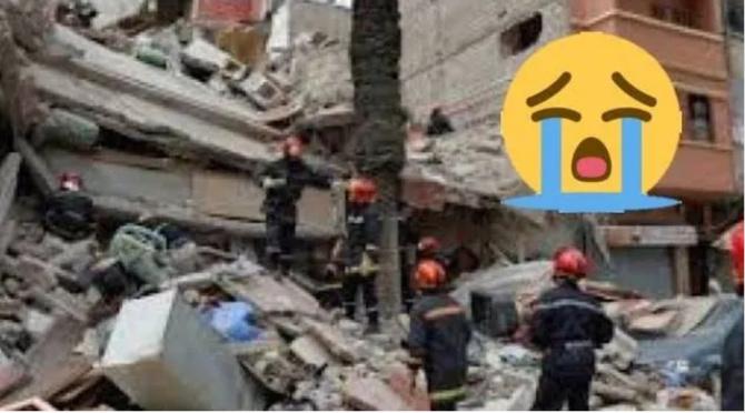 Effondrement d'immeubles:  L'urgence du renforcement de l'inspection et le contrôle exigée