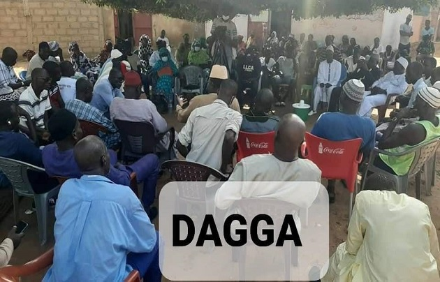 Merci aux plus de 10 000 personnes rencontrées à Diass, en 15 Jours (Mamadou Ndione, DG du COSEC)