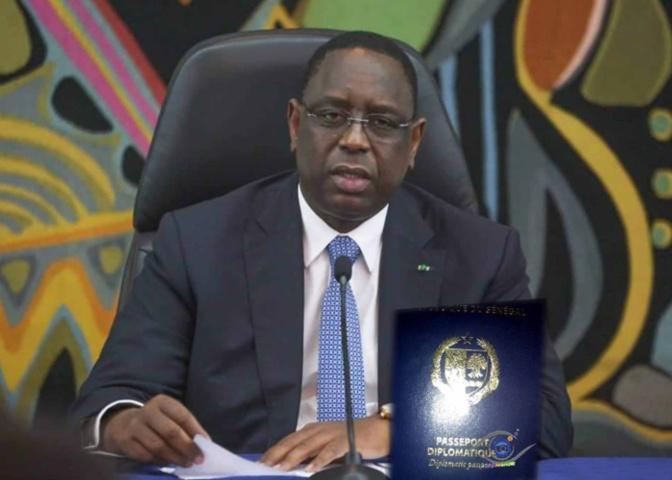 Pour rallier dès demain l'Afrique du Sud: Macky Sall octroie des passeports diplomatiques et de service à l'équipe nationale