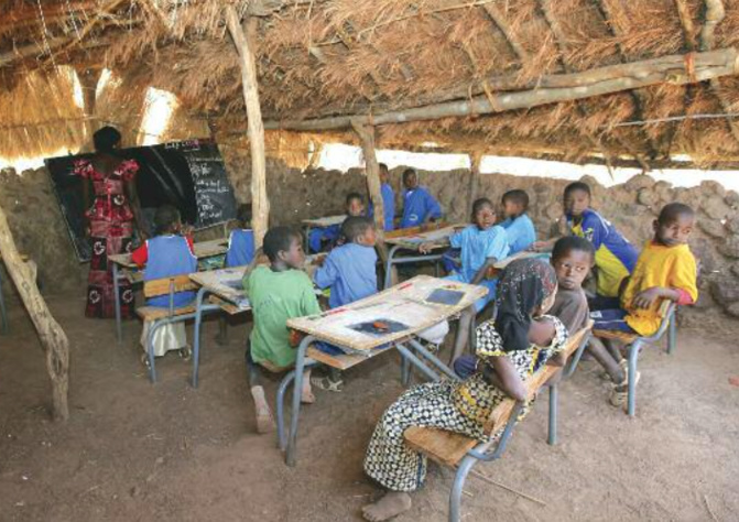 Remplacement des abris provisoires à l'école: L'État mobilise 33 milliards FCfa
