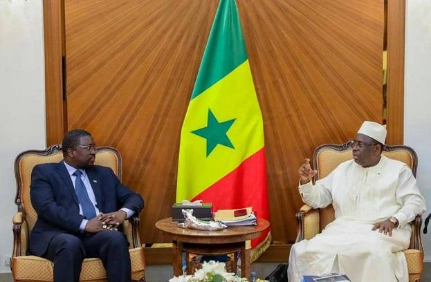 Honoré par l'Union astronomique internationale: L'astronome sénégalais Maram Kaïré reçu par le Président Macky Sall