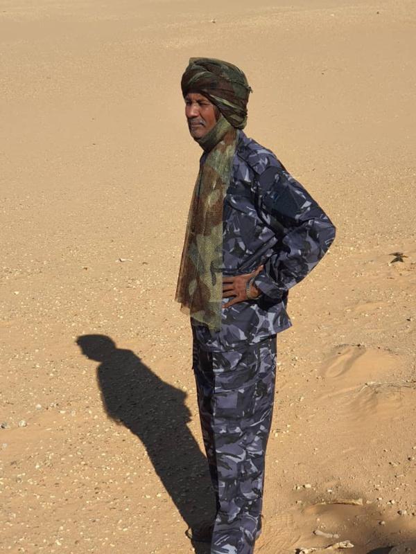 """Mahdi Mahamat, leader du FACT: """"La junte est imposée aux Tchadiens par la volonté de la France"""""""