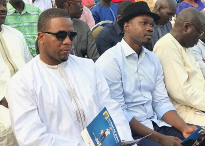 """Bougane Guèye à Ousmane Sonko: """"Certains te croient faible, mais...la politique est une affaire de gentleman"""""""