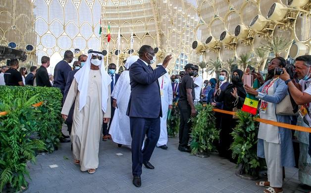TER, Port du Futur, Smart Sénégal: Les bons coups de Macky Sall à Dubaï