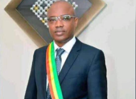 Mairie d'Ogo: Amadou Kane Diallo investi pour un second mandat