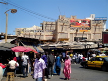 Le marché menaçant ruine: Sandaga est fermé