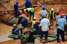 Arrivée du tuyau de rechange à Keur Momar Sarr: Les travaux débutent vendredi et peuvent prendre une dizaine de jours