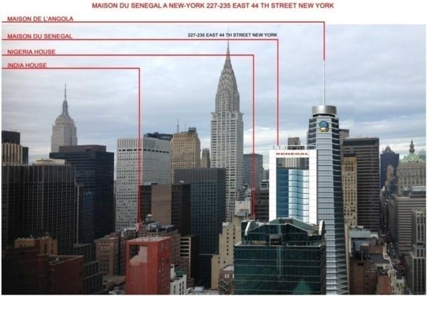 Maison du Sénégal à New York. Des chiffres et des mensonges (Par Marvel)