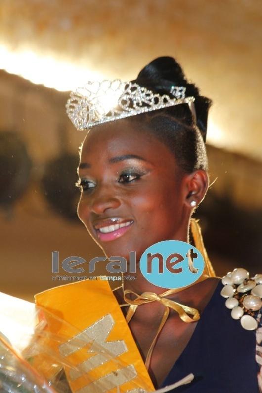 Marie-Thérèse Ndiaye en Gambie: Miss Sénégal invitée de Yahya Jammeh
