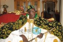 Incendie au marché Sandaga:  Le Grand Serigne de Dakar Pape Ibrahima Diagne Bassirou au chevet des sinistrés