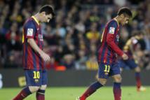 Messi, y a un problème ?