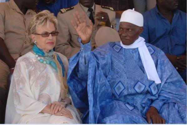 50 ans de mariage : Le couple Abdoulaye et Viviane Wade en 10 images