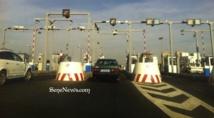 Autoroute à Péage : Un taxi jaune noir fauche mortellement un jeune homme
