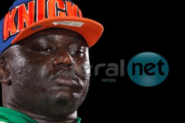 LUTTE : Les images d'Amadou Konez futur adversaire de Balla Gaye2. Il pèse 130Kg