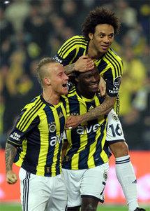 Turquie : Moussa Sow offre la victoire à Fenerbahçe