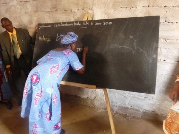 Sileye Gorbal Sy, président de la Cnoas : « Le secteur de l'alphabétisation est délaissé au Sénégal »