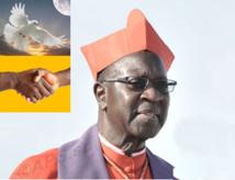 Casamance : Mgr Sarr prêche la synergie des efforts visant la paix