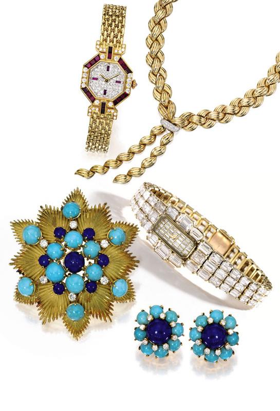 Des bijoux de toutes sortes