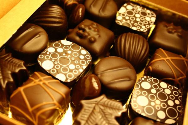 Du chocolat au bon goût