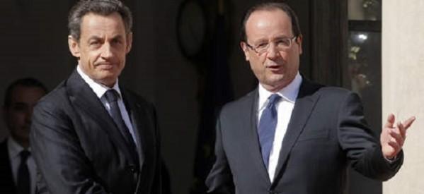 Hollande et Sarkozy refusent de se rendre en Afrique du Sud dans le même avion