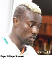 Pape Ndiaye Souaré: « Ce que Kalou m'a dit après le match »