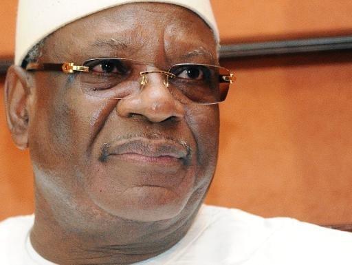 Le sacrifice des deux Casques bleus sénégalais ne sera pas vain'', assure IBK