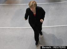 Angela Merkel élue chancelière d'Allemagne pour la 3ème fois