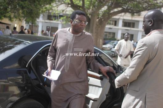 Me Mbaye Jacques Diop sur le quai : Récit d'un référent qui risque de perdre sa référence ! (Par Issa Thioro Guèye)