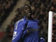 Arsenal-Chelsea: Demba Bâ verra le match à la télé