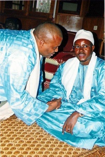 Ameth Saloum Dieng, un Thiessois au coeur du grand Magal de Touba