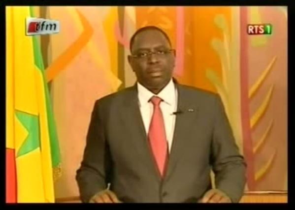 DISCOURS A LA NATION : Macky Sall passe sous silence la demande sociale et L'Université Cheikh Anta Diop