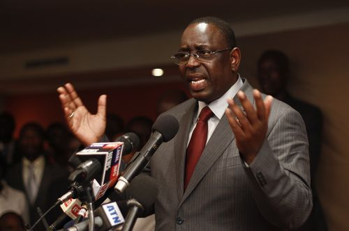 """""""La croissance d'abord !"""", ce nouveau slogan qui ressort du discours de Macky Sall..."""