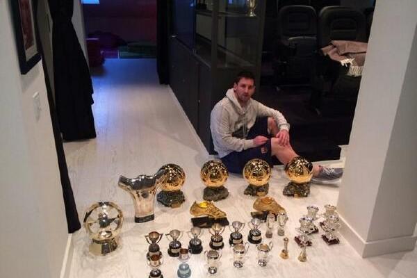 FC Barcelone: Messi sportif le plus riche de tous les temps ?