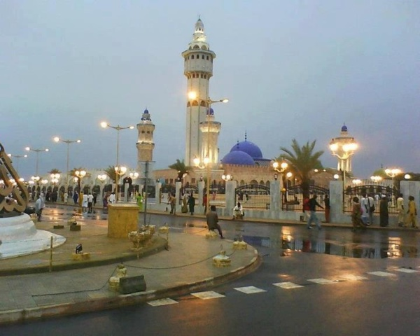 Lamp Fall Touba