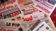 Revue de presse du mercredi 15 janvier 2014 (Abdou Khadre Seck) TOP FM