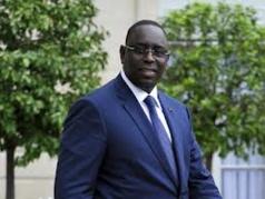 A Son Excellence Monsieur Macky SALL Président de la République du Sénégal