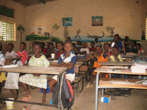 Journée de remise de kits scolaires aux élèves de Kaolack