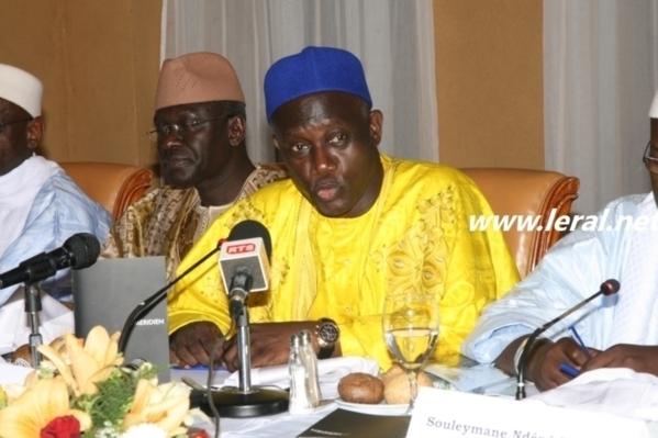 Serigne Mbacké Ndiaye: L'action et le message (Par Cheikh Bacar Diagne)