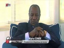 GUINEE: Quand Alpha Condé siffle le changement à l'envers