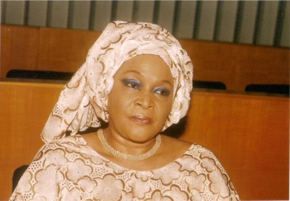 Portrait de l'ex-sénatrice, Aïda Ndiongue