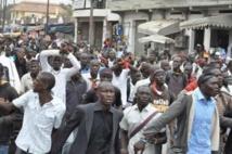 Thiès : Sortants et élèves-professeurs du CNEPS entament une marche vers Dakar