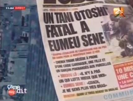 Revue de presse du samedi 1er février 2014 (Pape Alé Niang)