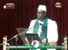 Vidéo - Le Président Macky Sall rend un vibrant hommage à Iba Der Thiam