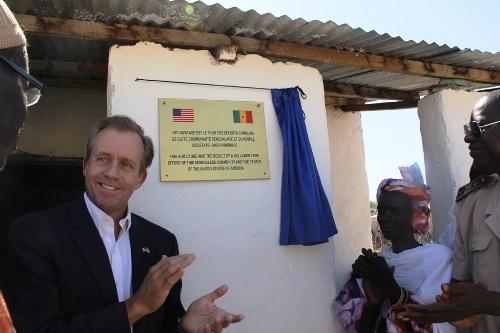 L'Ambassade des Etats-Unis soutient les femmes de Tambacounda