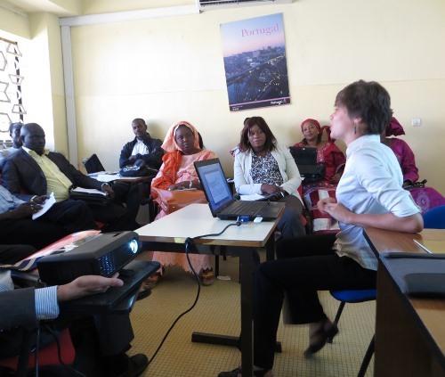 Les professeurs d'anglais du Sénégal tiennent leur convention annuelle