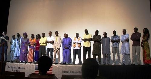 Projection du film « Grand Comme Le Baobab »